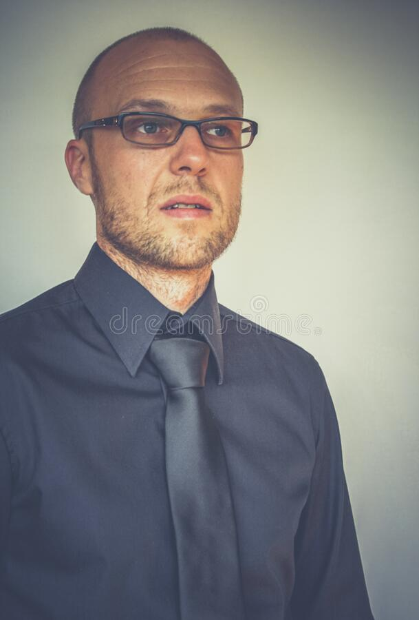 business men stock photography