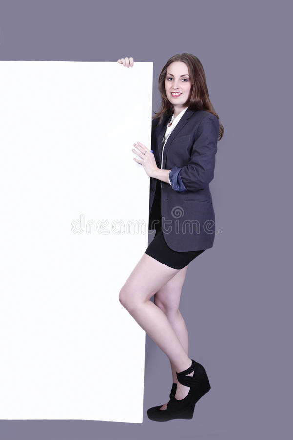 Download Business message girl stock photo. Image of elegant, beautiful - 28358886