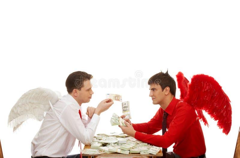 Download Business metaphor stock photo. Image of deal, businessman - 17316050