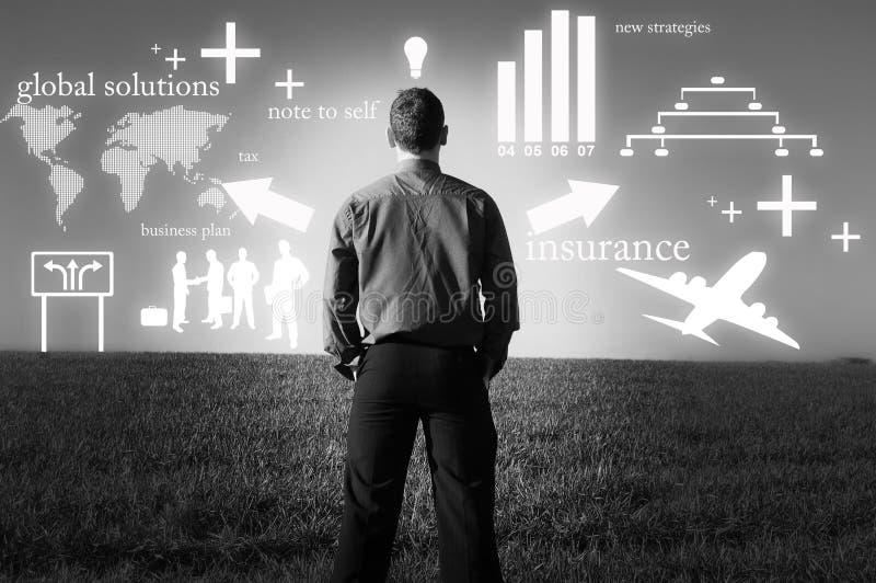 Download Business Mind stock image. Image of parts, metaphor, hand - 2455779
