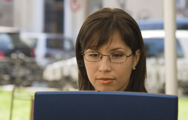 Download Business mobility stock photo. Image of concentration - 3287602