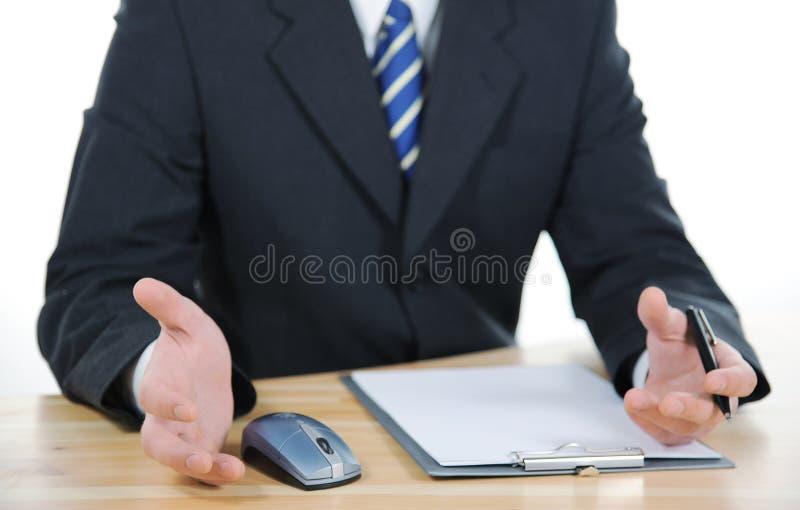 Business negotiation