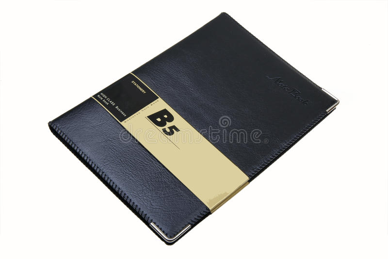 Business Notebook Royalty Free Stock Image