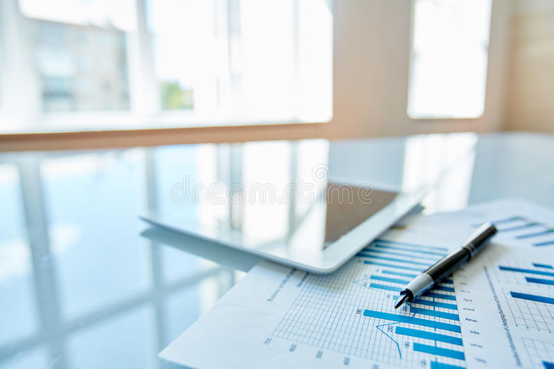 Business Objects royalty-vrije stock afbeelding