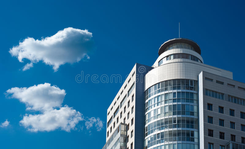 Download Business office building stock image. Image of built - 10950599