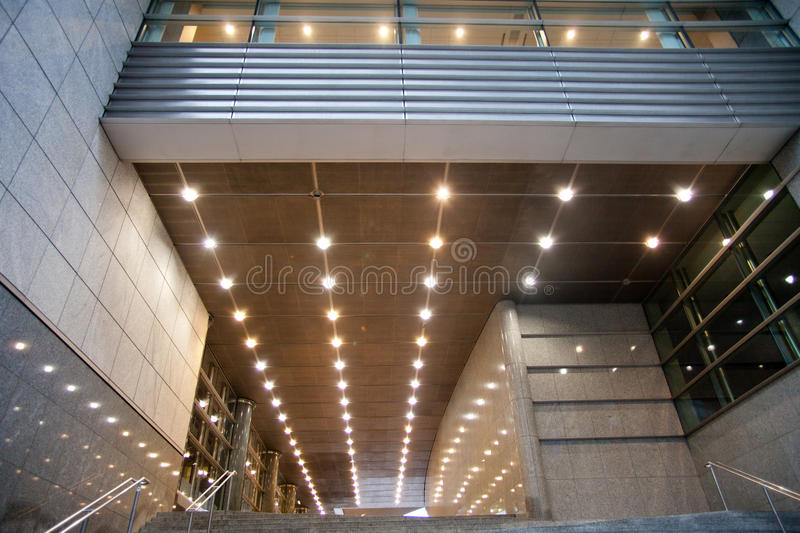 Business office building stock photo