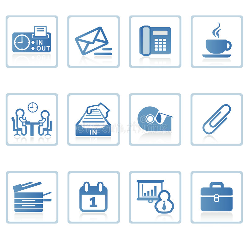 Business and Office icon I vector illustration