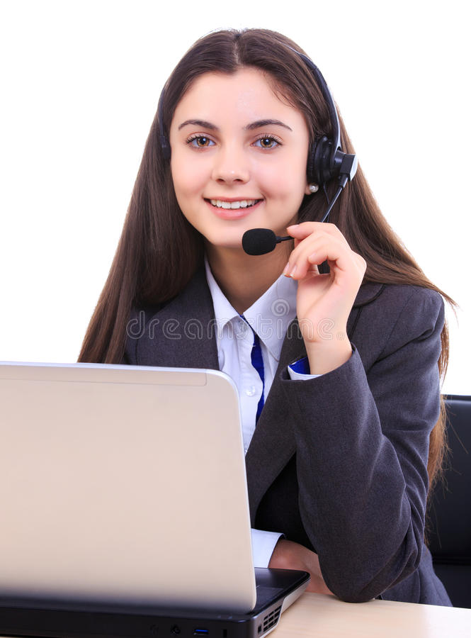 Download Business online stock image. Image of pretty, white, phone - 28145901