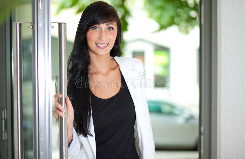 Business open royalty free stock photos