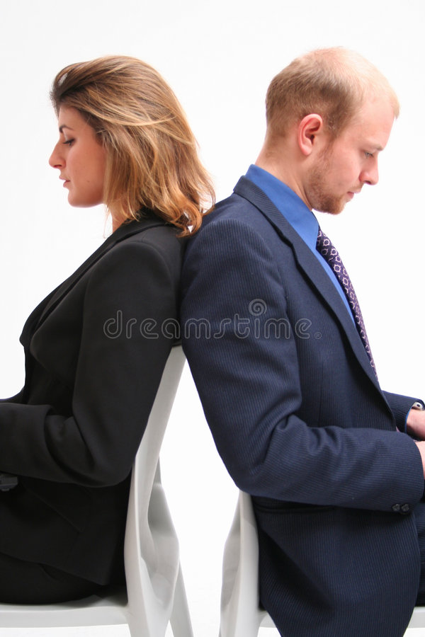 Business - Opposite Stock Photos
