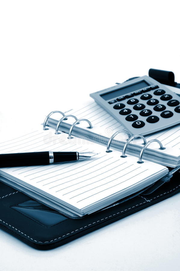 Download Business Organizer Royalty Free Stock Photo - Image: 11239265