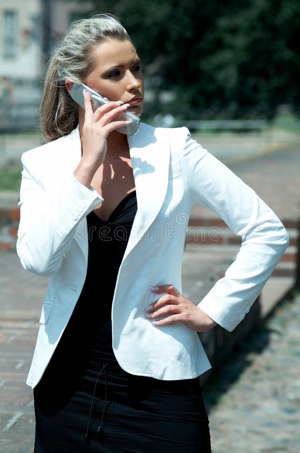 Business outdoor stock photo