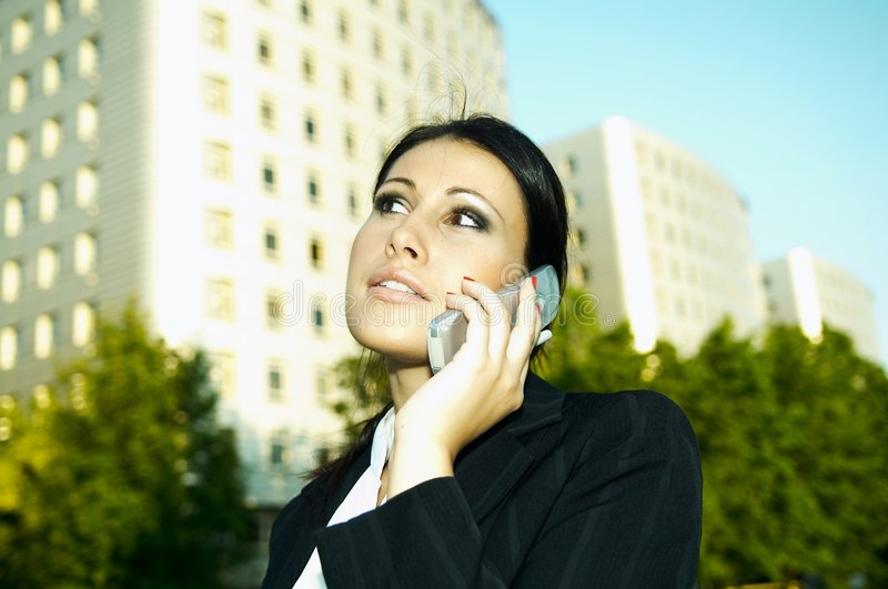 Business Outdoors stock images