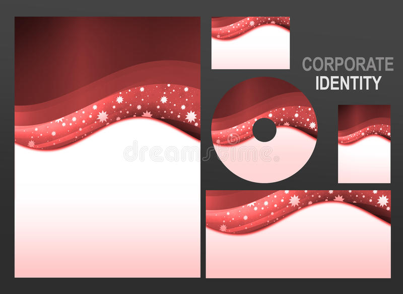 Download Business papers stock illustration. Image of brand, letter - 11102589