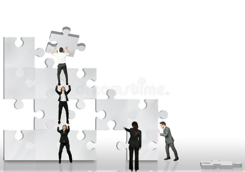 Business partner work together stock images
