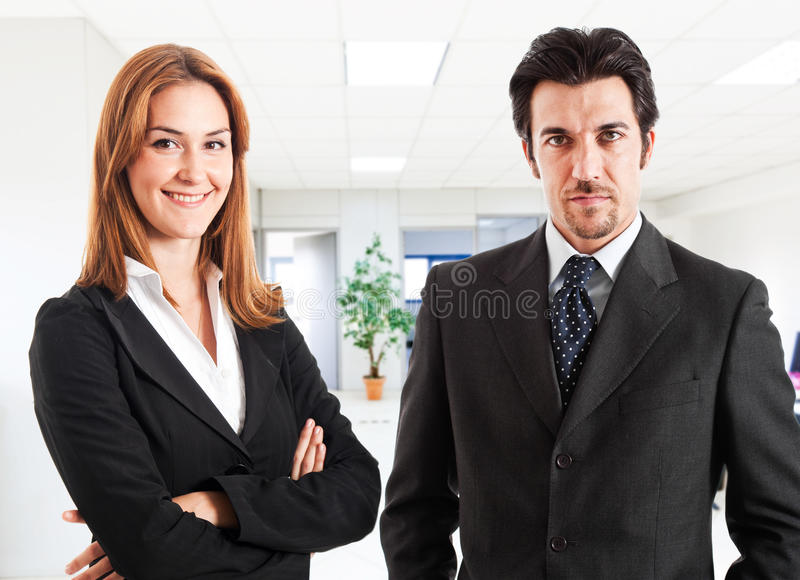 Download Business partners stock image. Image of manager, handsome - 20896689