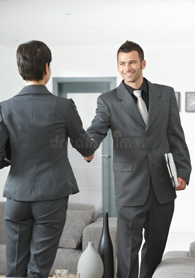 Download Business Partners Shaking Hands Stock Image - Image: 11579501