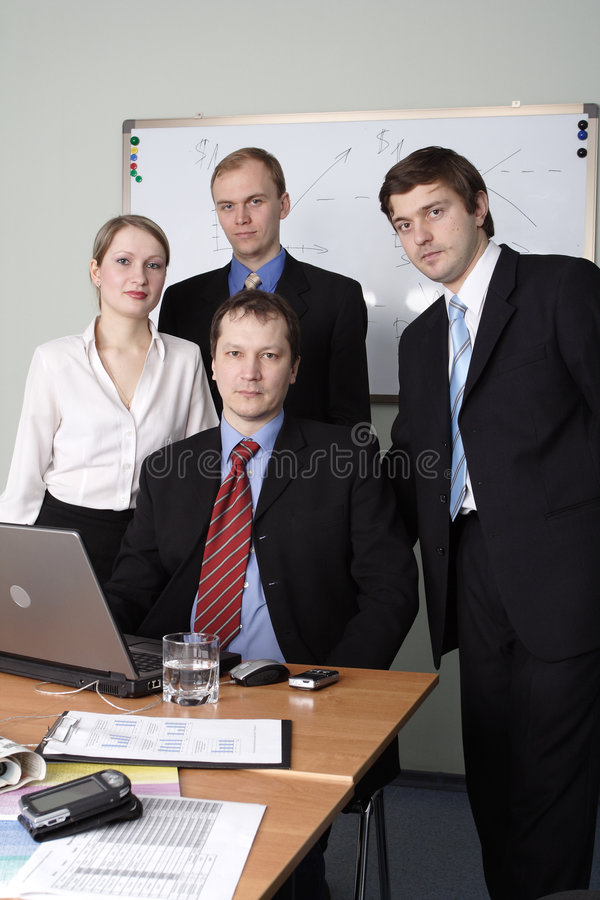 Download Business_partnership stock image. Image of male, meeting - 2302587