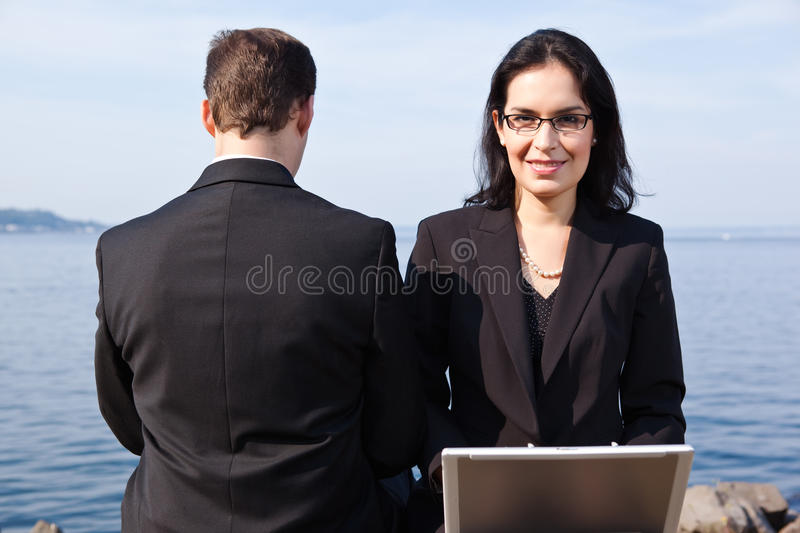 Download Business people stock image. Image of businesspeople - 10558013