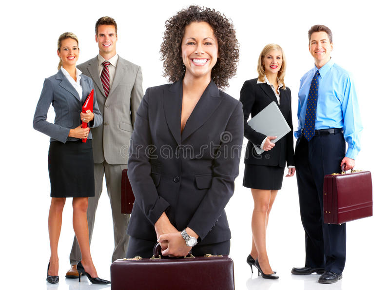 Download Business People Stock Photo - Image: 10666150