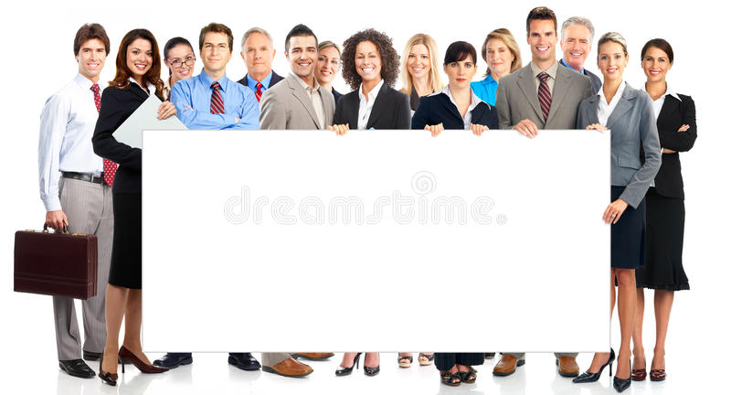 Download Business people stock image. Image of message, group - 11596257