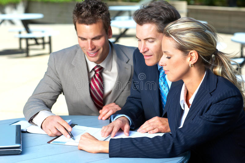 Download Business people stock image. Image of beautiful, background - 12365529