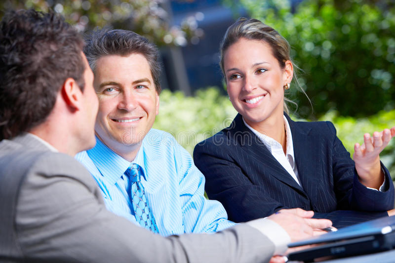 Download Business people stock photo. Image of team, businessman - 12580196