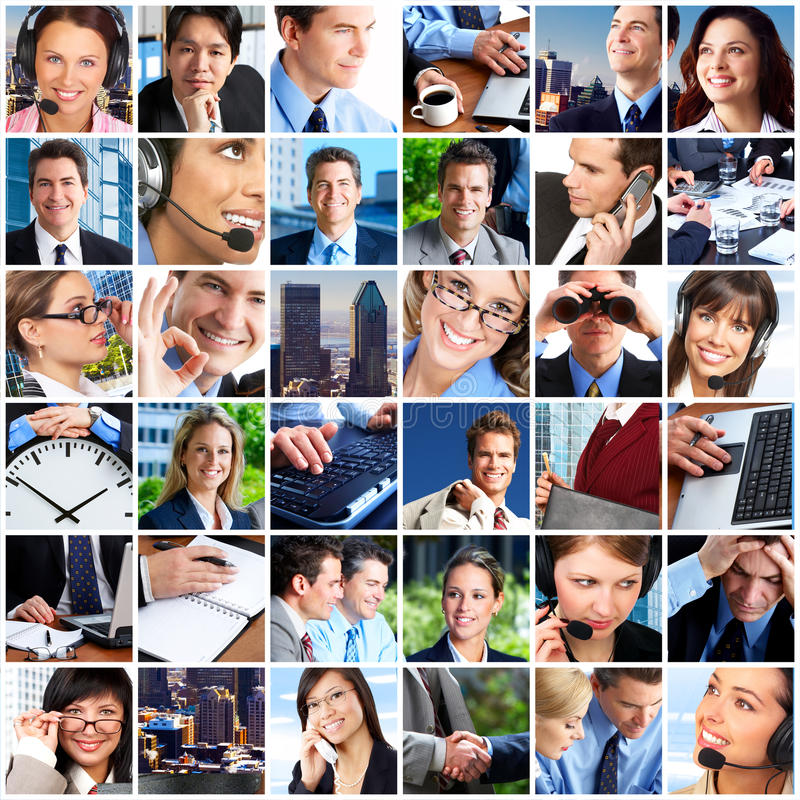 Business people. Business concepts. Teamwork stock images
