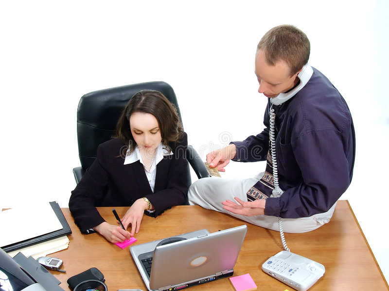 Business People 17 stock image