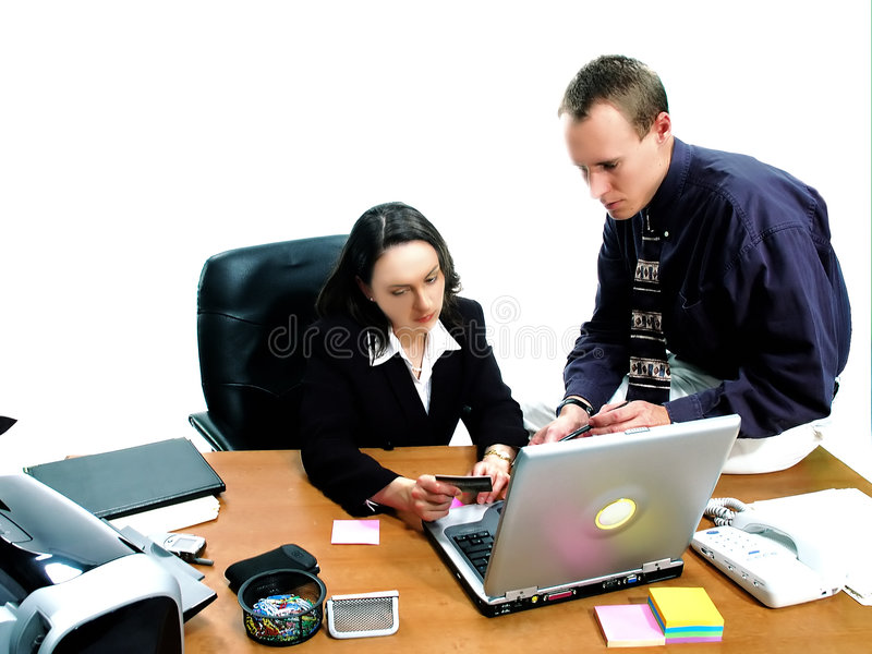 Business People 17 royalty free stock photo