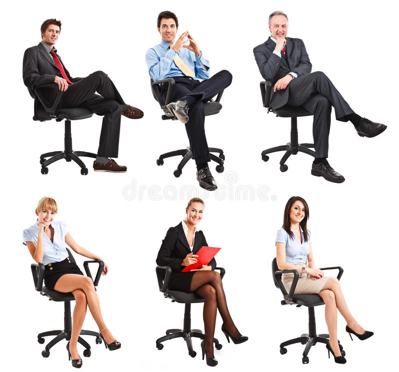 Business people stock images