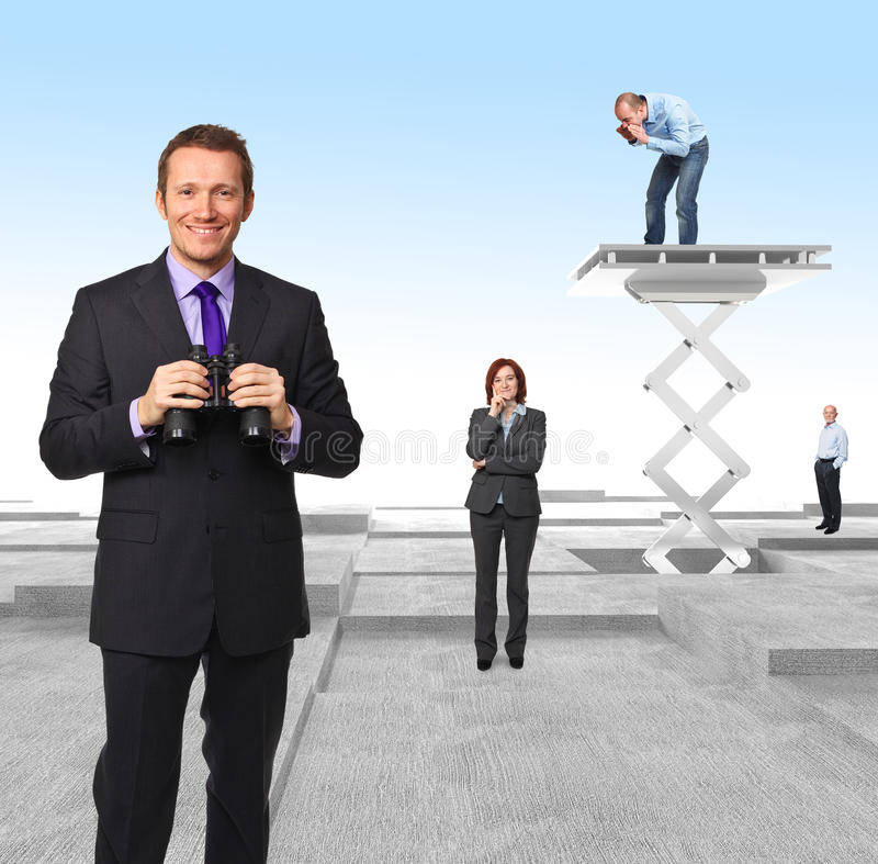 Download Business people stock photo. Image of clever, smart, businessman - 24026014
