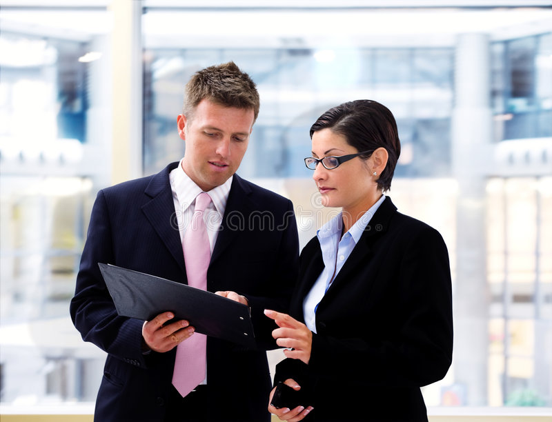 business people στοκ εικόνα με δικαίωμα ελεύθερης χρήσης