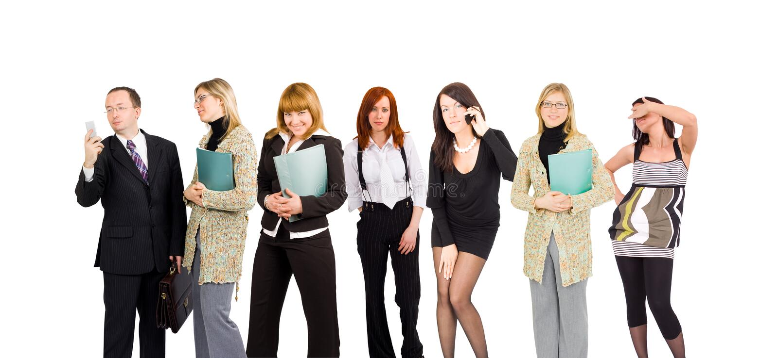 Download Business people stock image. Image of colleagues, group - 5208153
