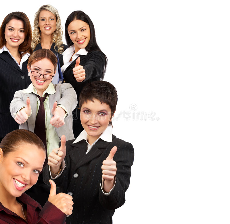Download Business people stock photo. Image of confident, greeting - 5962518