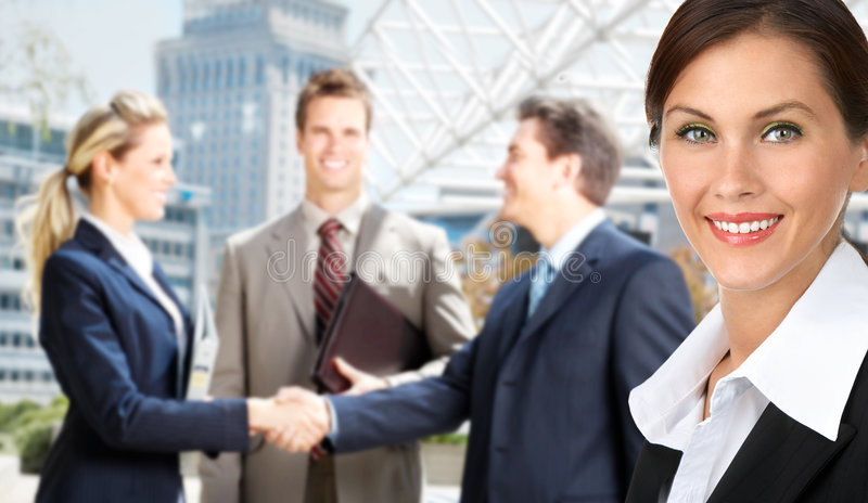 Download Business People Stock Image - Image: 6546411