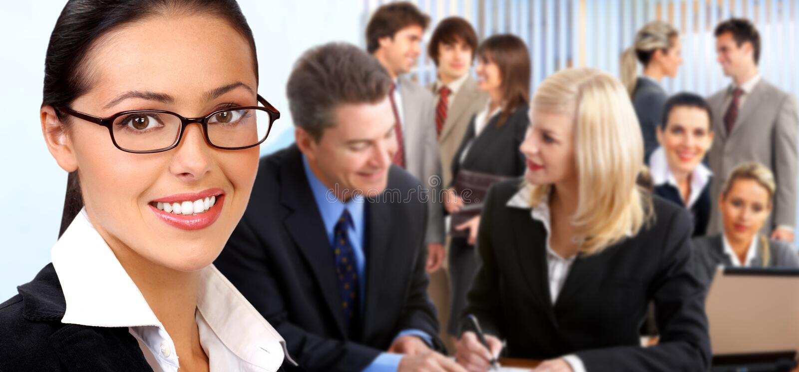 Download Business People. Stock Photos - Image: 9293743