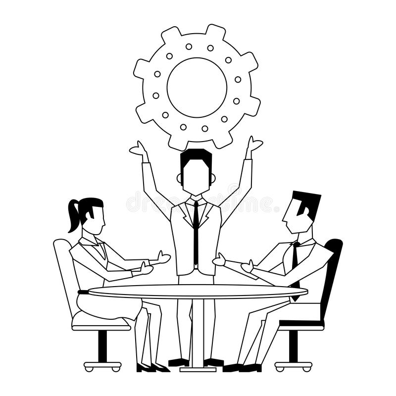 People Sitting Round Table Stock Illustrations 914 People Sitting Round Table Stock Illustrations Vectors Clipart Dreamstime