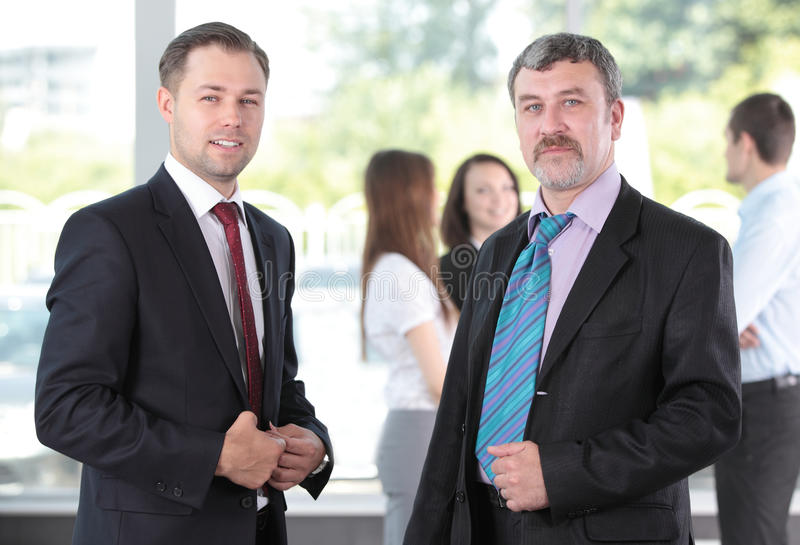 Download Business people discussing stock image. Image of contemporary - 25836593