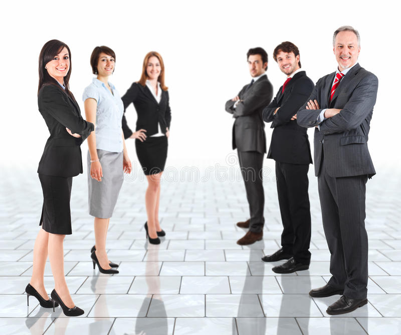 Download Business People Group Royalty Free Stock Photography - Image: 20451187