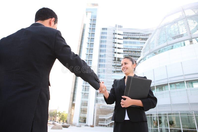 Download Business People Handshake stock photo. Image of agreement - 5554808