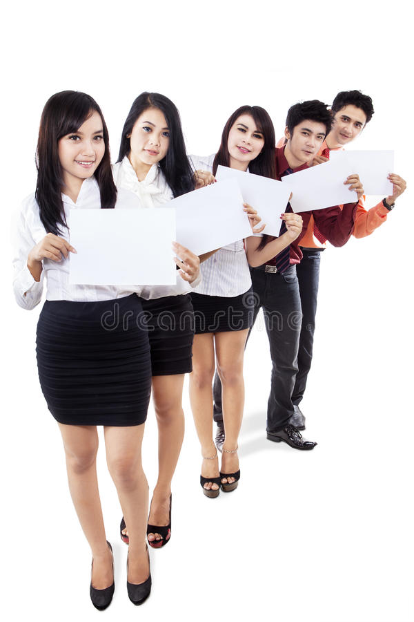 Download Business People With Copyspace Stock Photo - Image: 30309320