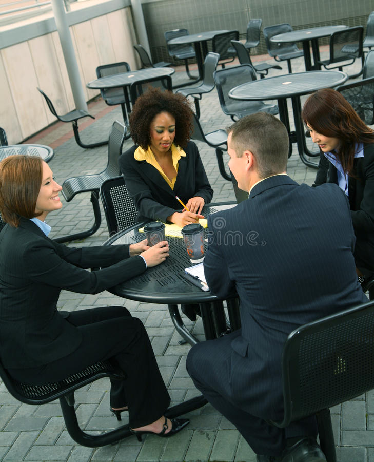 Download Business People Meeting Royalty Free Stock Photos - Image: 10042878