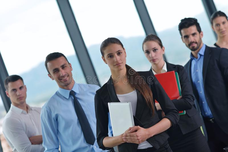 Download Business People In A Meeting At Office Stock Photo - Image: 33602288