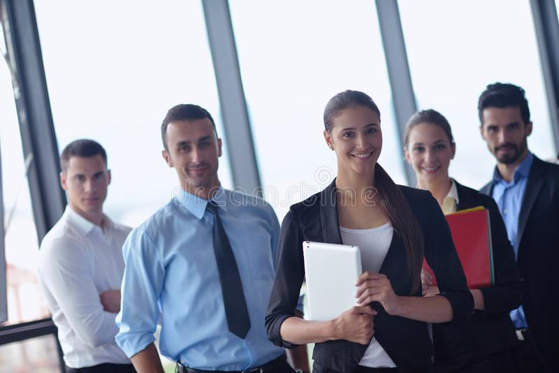 Download Business People In A Meeting At Office Stock Image - Image: 33602339