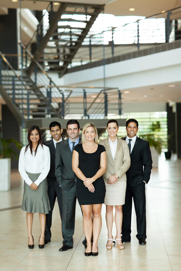 Business people office stock photo