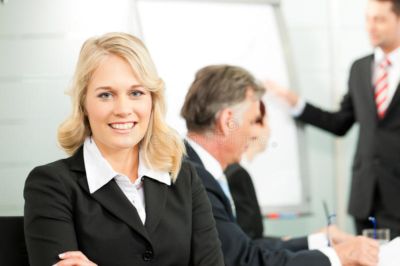 Download Business People - Presentation Within A Team Stock Photo - Image of colleague, consulting: 24557080