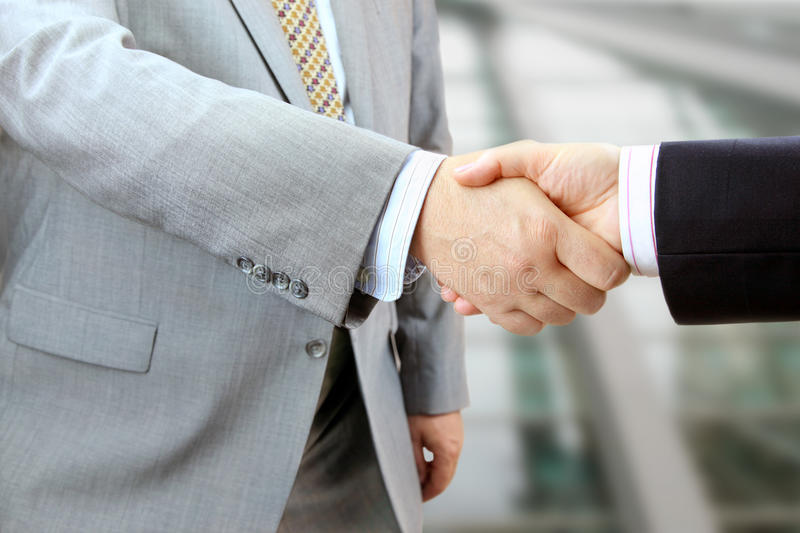 Download Business People Shaking Hands Stock Photo - Image: 24796496