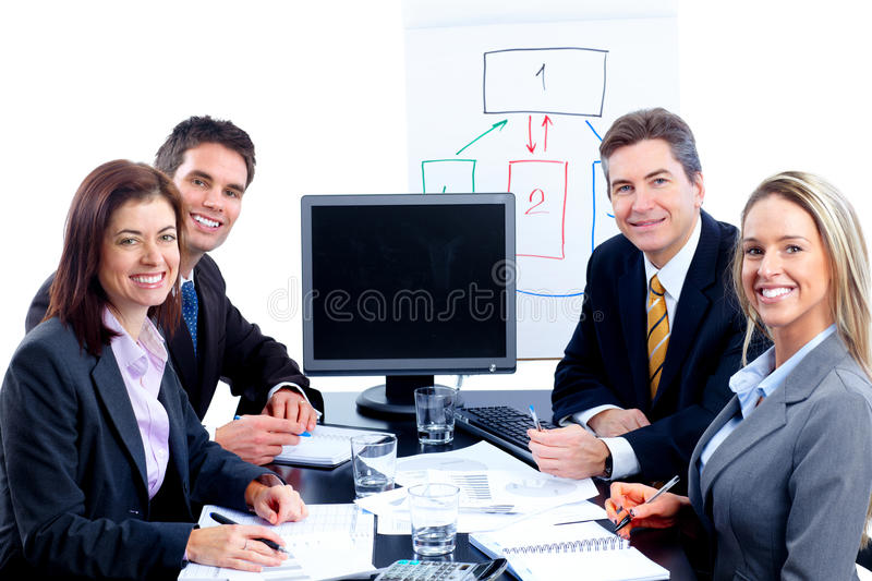 Download Business people team stock image. Image of person, busy - 12993409