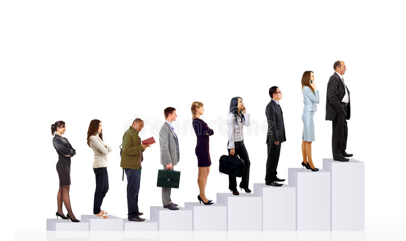 Download Business People Team And Diagram Stock Photo - Image: 18512550